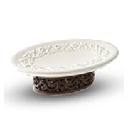 Filligree Soap Dish