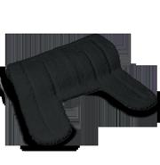 Black Contour Rug