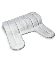 White Contour Rug